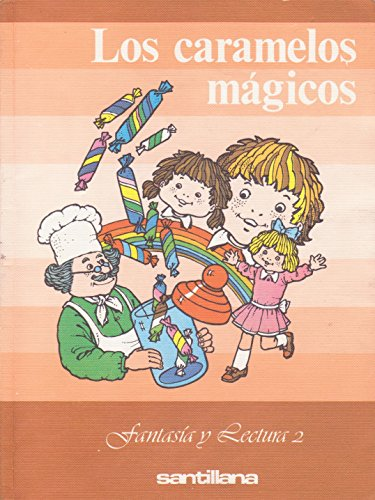 9788429419597: Caramelos magicos, los