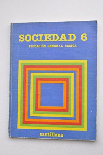 9788429421187: Sociedad, 6 egb