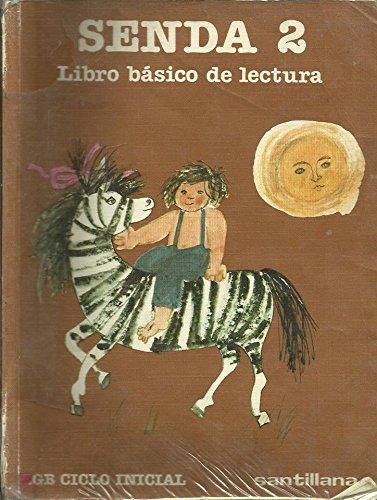 9788429421736: Senda 2 : egb. libro de lectura