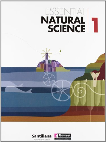 9788429422221: Essential, natural science, 1 ESO