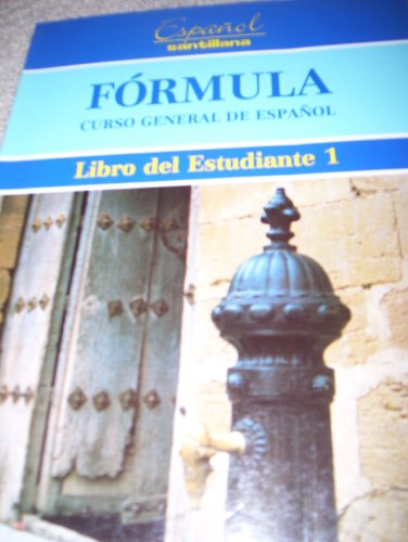 9788429431384: Formula - Level 1: Libro Del Estudiante 1 (Spanish Edition)