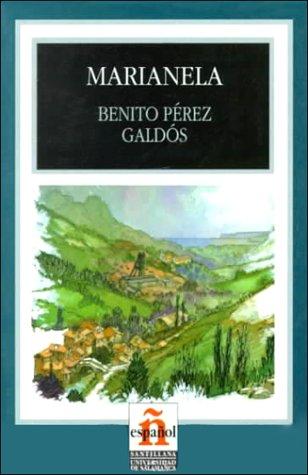 Marianela (Leer en español nivel 3): Perez Galdos, Benito;