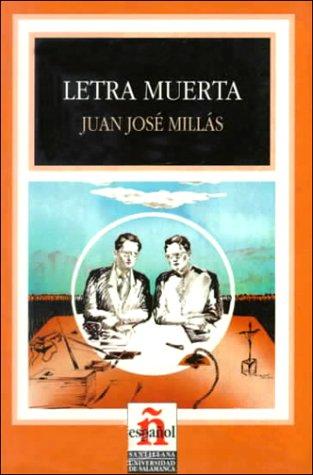 9788429434873: Letra muerta : leer en español, nivel 4 (Leer En Espanol, Level 4)