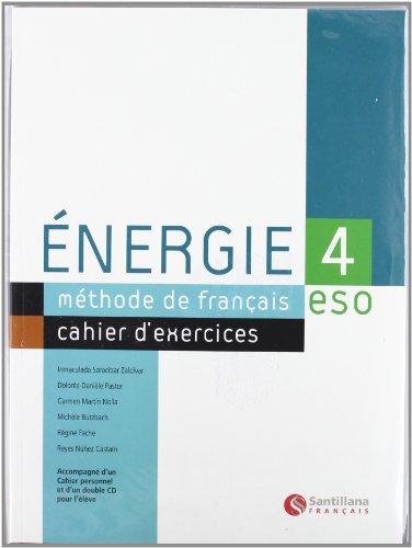 ENERGIE 4 CAHIER D'EXERCICES: Martin Nolla, Carmen;Butzbach