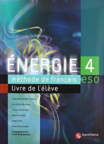 9788429435917: Energie, méthode de français, 4 ESO - 9788429435917