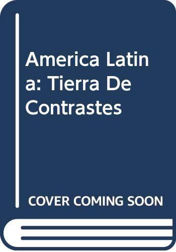 9788429436211: America Latina: Tierra De Contrastes (Spanish Edition)