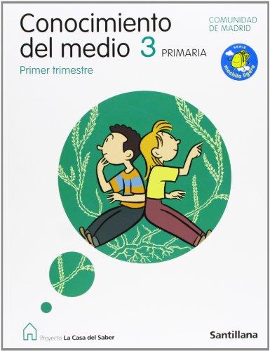 9788429437744: Conocimiento del Medio 3 primaria. Comunidad de Madrid: Audio-Cassette 4