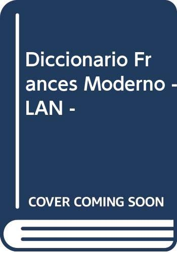 Diccionario Frances Moderno - LAN - (Spanish Edition) (8429438750) by Langenscheidt