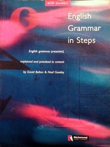9788429444469: English Grammar in Steps