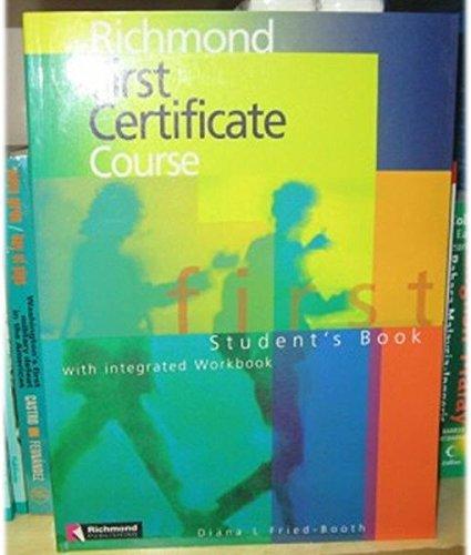 9788429446043: Richmond first certificate course stds: Student's Book