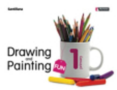 9788429447583: Drawing and Painting Fun 1 Student's Book & CD