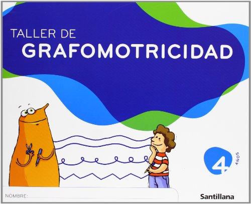 9788429449150: TALLER DE GRAFOMOTRICIDAD 4 AÑOS