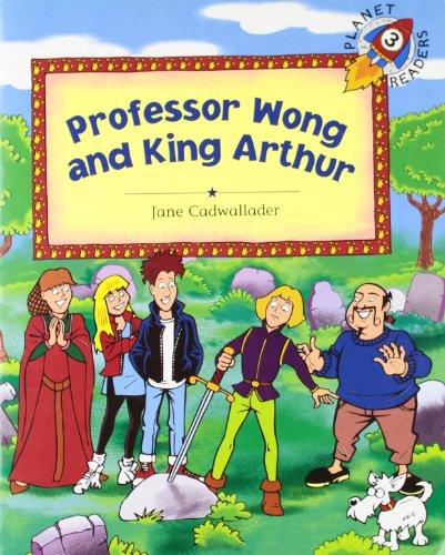 9788429454390: Professor Wong and King Arthur - Planet 3 (Spanish Edition)