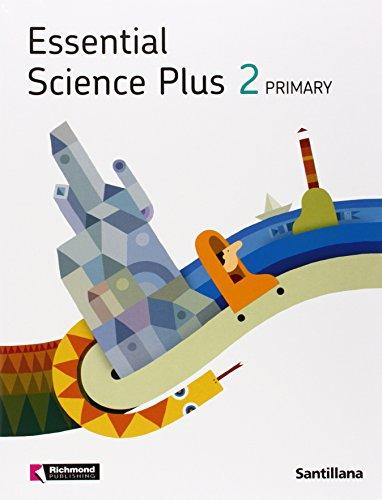 9788429455045: Essential Science Plus 2 Primary Richmond - 9788429455045