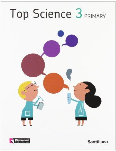 9788429455120: Top science. Student's book. Per la Scuola elementare: Top Science 3 Primary Richmond