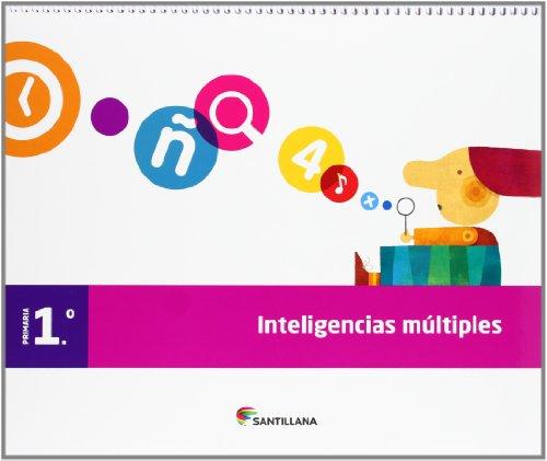 9788429455793: CUADERNO INTELIGENCIAS MULTIPLES 1 PRIMARIA - 9788429455793