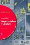 9788429459210: Lengua castellana y literatura I, comunicación, enseñanza secundaria para personas adultas, secundaria 2000