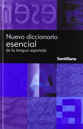 9788429459357: Nuevo Diccionario Esencial de La Lengua Espanola (Reference)