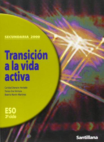 9788429462517: TRANSICION A LA VIDA ACTIVA 2º Ciclo ESO Ed. 1999