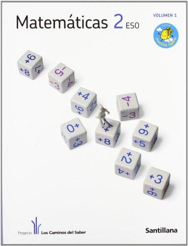 9788429468465: Matemáticas 2Secundaria - 9788429468465