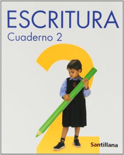 9788429468601: CUADERNO DE ESCRITURA Nivel 2-2 Ed. 2000