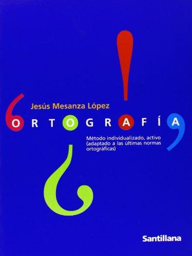 9788429469264: Ortografía, método individualizado activo