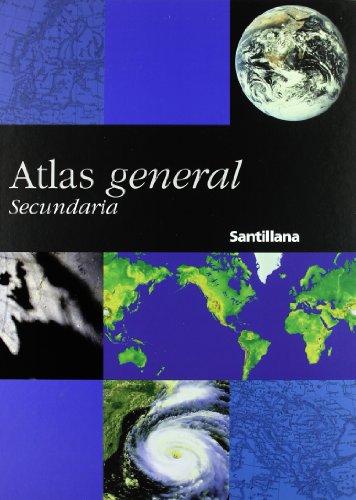 Atlas general, ESO (Paperback): SANTILLANA