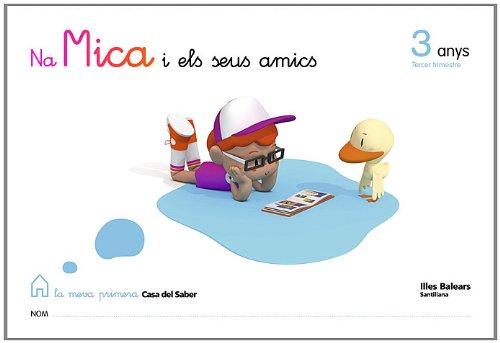 9788429472691: MICA 3 ANYS 3 TRIM