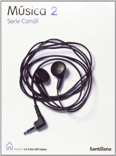 9788429472837: Serie Candil, música, 2 ESO