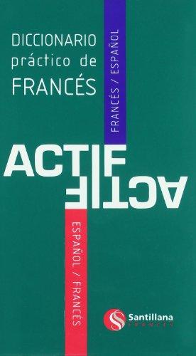 9788429475364: Diccionario práctico de francés Actif, francés-español / español-francés