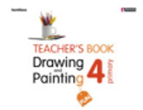 9788429475838: TEACHERS DRAWING AND PAINTING FUN 4 PRIMARIA+ CD - 9788429475838