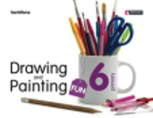 9788429477993: Drawing and Painting Fun 6 Student's Book & CD