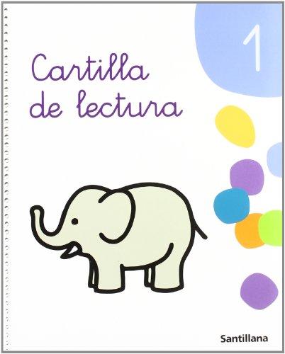 9788429480450: CARTILLA DE LECTURA 1 SANTILLANA