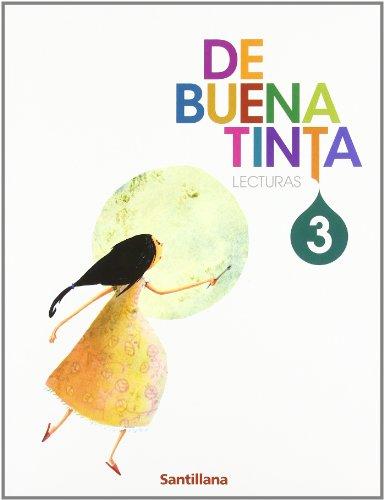 9788429481976: LECTURAS DE BUENA TINTA 3 PRIMARIA SANTILLANA