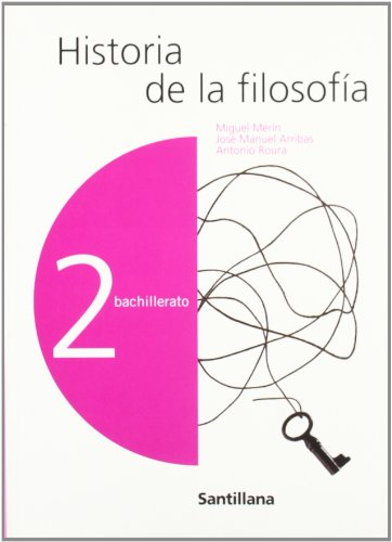 9788429482973: Historia de la filosofía, 2 Bachillerato