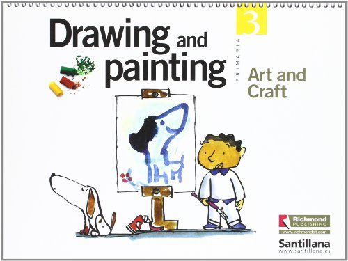 9788429484953: DRAWING AND PAINTING 3 PRIMARIA ART AND CRAFT - 9788429484953