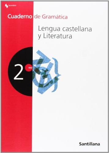 9788429484984: Cuaderno de Gramatica Lengua Castellana y Literatura 2 Eso