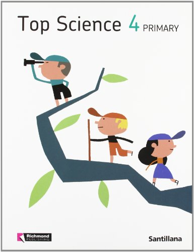 9788429486933: top science 4 primary student s book