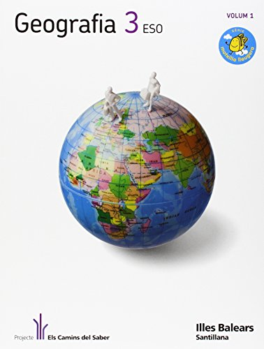 9788429487756: Geografía 3Secundaria Illes Balears - 9788429487756