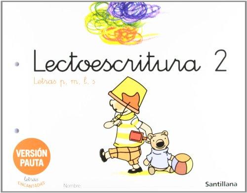 9788429488746: LECTOESCRITURA 2 LETRAS ENCANTADAS PAUTA