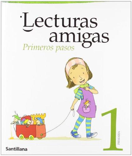 9788429488791: Primeros pasos, lecturas amigas, 1 Educación PriMaría - 9788429488791