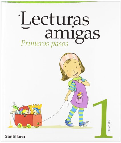 9788429488791: LECTURAS AMIGAS PRIMEROS PASOS 1 PRIMARIA