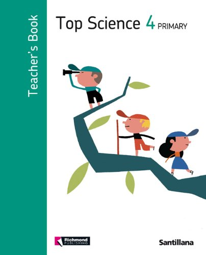 9788429489958: Top Science 4 Primary Teacher´S Book Richmond