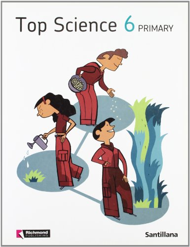 9788429490008: TOP SCIENCE 6 PRIMARY STUDENT'S BOOK