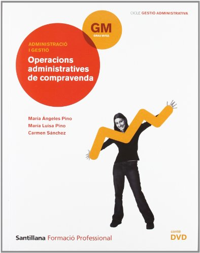 9788429490350: GESTIO ADMINISTRATIVA GM OPERACIONS ADMINISTRATIVES DE COMPRAVENDA