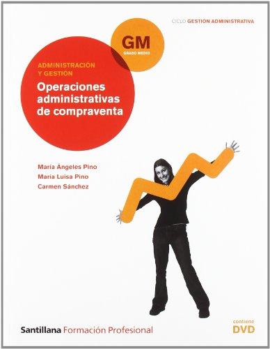 9788429491227: GESTION ADMINISTRATIVA GM OPERACIONES ADMINISTRATIVAS DE COMPRAVENTA