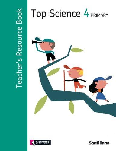 9788429492293: Top Science 4 Teacher'S Resources Book - 9788429492293