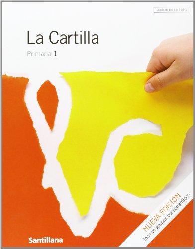 9788429492422: La cartilla, 1 Educación PriMaría - 9788429492422