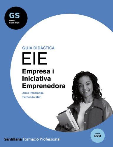 9788429493337: Guia Eie Empresa I Iniciativa Emprenedora Gs F.P