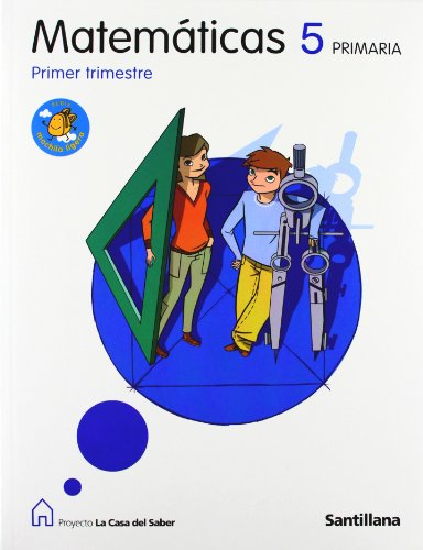 9788429493634: MATEMATICAS 5 PRIMARIA M. LIGERA LA CASA DEL SABER